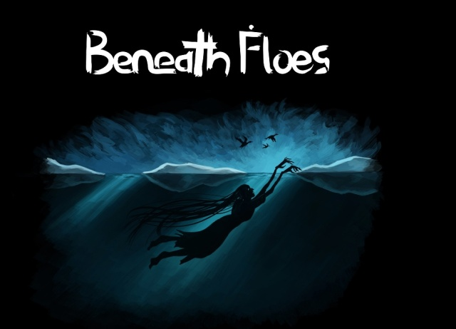 'Beneath Floes' is a great example of interactive storytelling, Dr. Graham says.