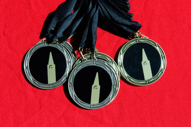 All winners received National Capital History Day medals. Photo by Jana Chytilova, National Capital History Day.