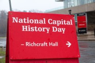 National Capital History Day 2017 April 21, 2017 PHOTO: Jana Chytilova